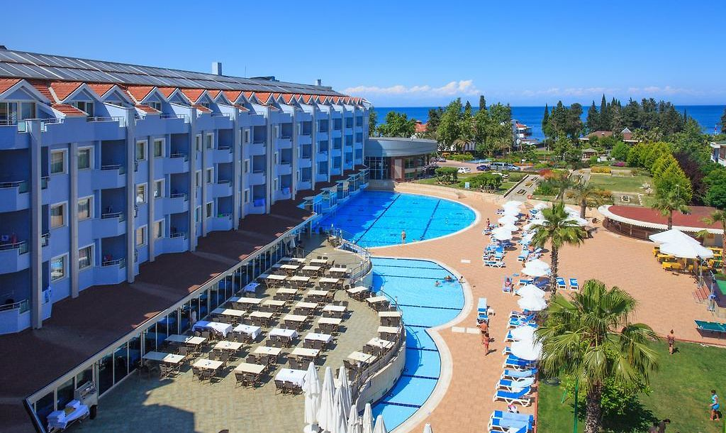 Hotel Grand Haber Kemer